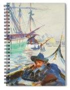 The Giudecca Spiral Notebook