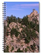 The Needles Lookout Spiral Notebook