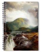 The Wilds Of Lake Superior Spiral Notebook