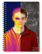 Thermography Spiral Notebook