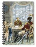 Thomas Gage, 1721-1787 Spiral Notebook