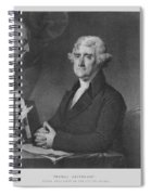 Thomas Jefferson Spiral Notebook