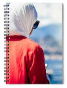 Thoughtful Women Spiral Notebook