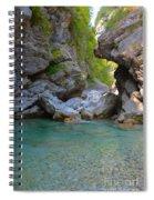 Tramonti Di Sotto Spiral Notebook