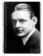 T.s. Eliot (1888-1965) Spiral Notebook