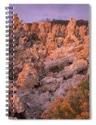 Tufa Towers - Mono Lake Spiral Notebook