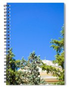 Turkish Mosque Spiral Notebook
