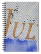 Us 100 Dollar Bill Security Features Spiral Notebook