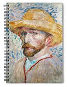 Vincent Van Gogh (1853-1890) Spiral Notebook