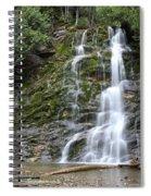 Waterfall, Quebec Spiral Notebook