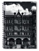 West Virginia State Penitentiary Spiral Notebook