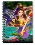 Women Warrior Spiral Notebook