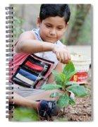 World Environment Day Spiral Notebook