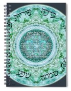Home Blessing Spiral Notebook