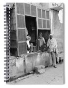 New Delhi India Spiral Notebook