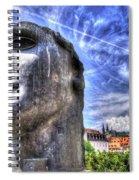 302 Bamberg Spiral Notebook