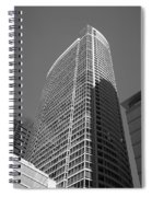 Chicago Skyscrapers Spiral Notebook