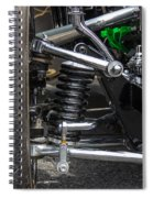 31 Ford Roadster Suspension Spiral Notebook
