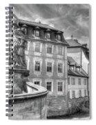 311 Spiral Notebook