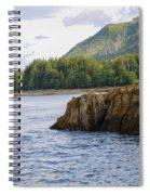 Alaska_00032 Spiral Notebook