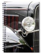 '32 Ford Spiral Notebook