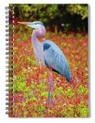 33- Magic Garden Spiral Notebook