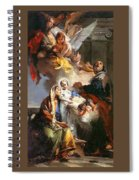 33613 Giovanni Battista Tiepolo Spiral Notebook