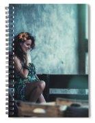 ... Spiral Notebook