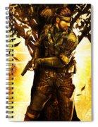 Metal Gear Spiral Notebook