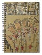 Five Wise Virgins Spiral Notebook