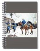 35424 Frederick Remington Spiral Notebook