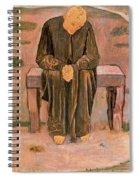 37560 Ferdinand Hodler Spiral Notebook