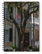 38 Meeting Street Spiral Notebook