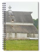 386th Dairy Panorama Spiral Notebook