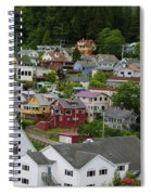 Alaska_00039 Spiral Notebook