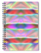 3x1 Abstract 916 Spiral Notebook