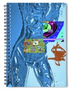 4-1-2015fabcdefghijklmnopqr Spiral Notebook