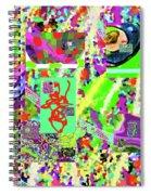 4-12-2015cabcdefghijklmnopqrtuvwxyz Spiral Notebook