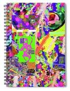 4-12-2015cabcdefghijklmnopqrtuvwxyzabcde Spiral Notebook