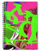 4-19-2015babcde Spiral Notebook