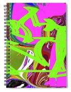 4-19-2015babcdefg Spiral Notebook