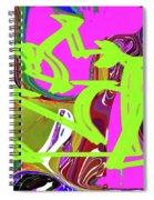 4-19-2015babcdefgh Spiral Notebook