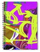 4-19-2015babcdefghij Spiral Notebook