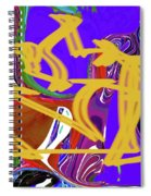 4-19-2015babcdefghijkl Spiral Notebook