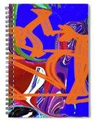 4-19-2015babcdefghijklmn Spiral Notebook
