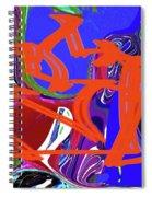 4-19-2015babcdefghijklmno Spiral Notebook