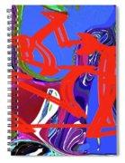 4-19-2015babcdefghijklmnop Spiral Notebook