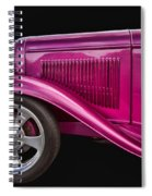 1932 Ford Hot Rod Spiral Notebook