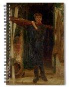 31032 Henry Scott Tuke Spiral Notebook