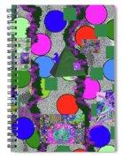 4-8-2015abcdefghij Spiral Notebook